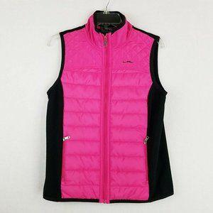 Lauren Ralph Lauren Active Full Zip Vest Jacket M